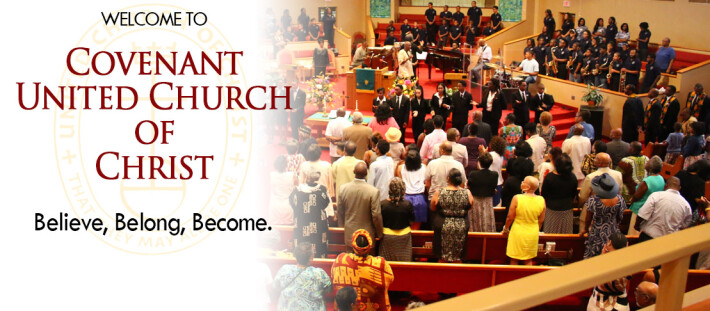 Welcome to Covenant United Church of Christ
