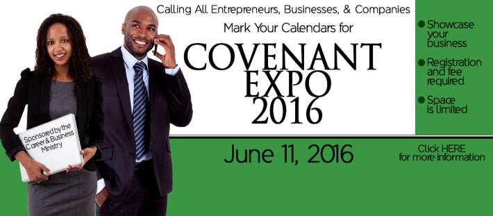 Covenant EXPO 2016