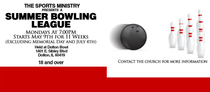 Summer Bowling League