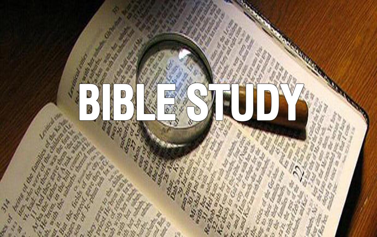 Virtual Noon Bible Study