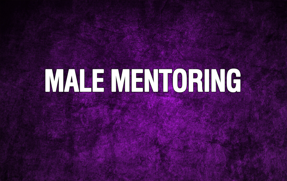 Male Mentoring