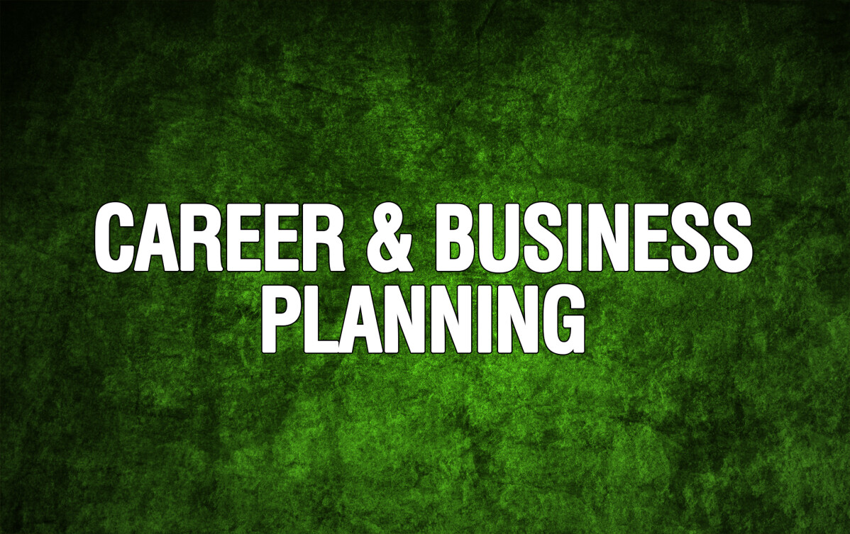 Career & Business Planning
