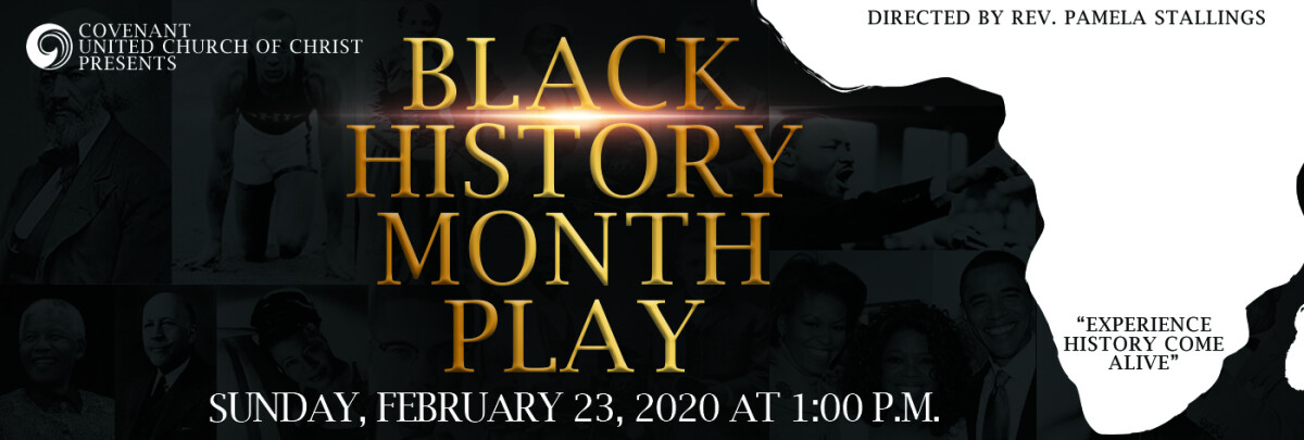 Black History Month Play